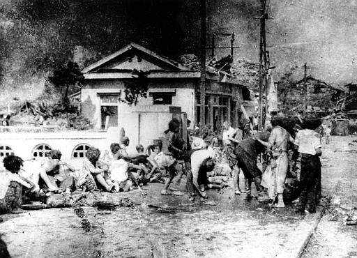 the controversy regarding the atomic bomb in 1945 The us decision to drop atomic bombs on the japanese cities of hiroshima and nagasaki in august 1945 has generated much controversy over the years the decision to use the atomic bomb was a decision that brought death to over a hundred thousand japanese.