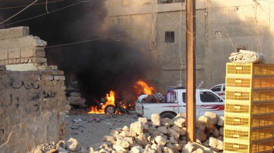 Ramadi-car-flames-400x224