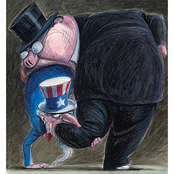 https://counterinformation.files.wordpress.com/2015/06/us-corrupt-financial-crisis-bankster-and-uncle-sam-eating-each-other.jpg?w=500&h=500