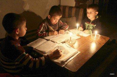 Electricity-cut-in-Rafah-400x266