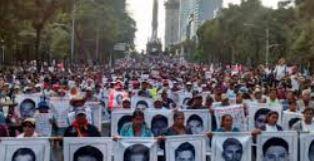ayotzinapamarch