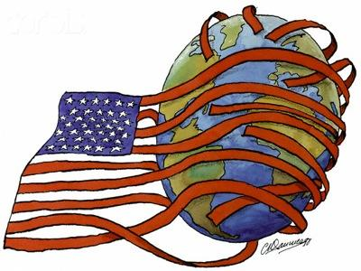 globalization as western imperialism Drawbacks of culture, the fact remains that cultural globalization is  western  nations could be seen as cultural imperialism theory as well as.