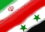 Iran-and-Syria-flags-combined