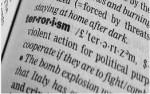 terrorism-def