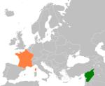 France_Syria_Locator