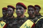 Hezbollah-Troops