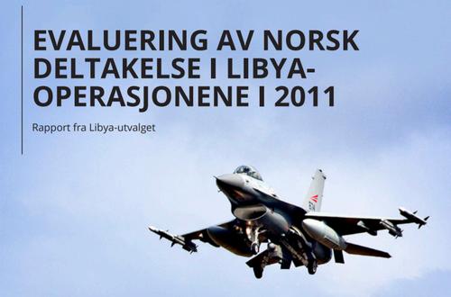 Norway-Libya-Report