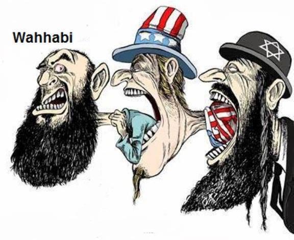 wahhabi-US-Saudi-Israel