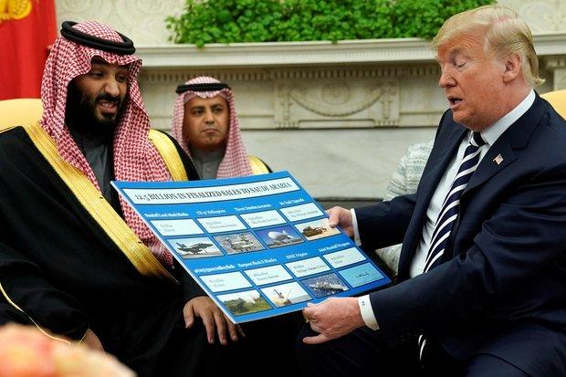 Bin-Salman-Trump-Reuters