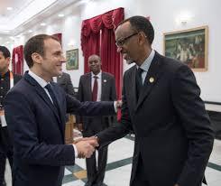 kagame-macron