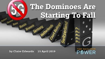 5G: The Dominoes Are Starting to Fall 5g-dominoes-400x224