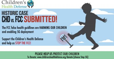 RFKjr Submitted Historic Case Against U.S. Government for Children Injured by Wireless Technology Radiation 02-07-20-chd-full-color-3-featured-400x209-1